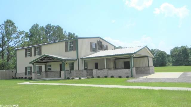 43157 State Highway 225, Bay Minette, AL 36507 (MLS #316693) :: Sold Sisters - Alabama Gulf Coast Properties