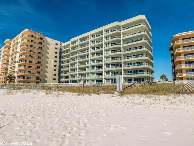 25350 Perdido Beach Blvd #705, Orange Beach, AL 36561 (MLS #316825) :: Elite Real Estate Solutions
