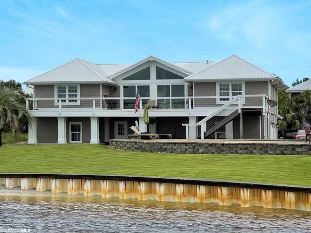 3995 Pompano Key Dr, Orange Beach, AL 36561 (MLS #316866) :: The Kim and Brian Team at RE/MAX Paradise