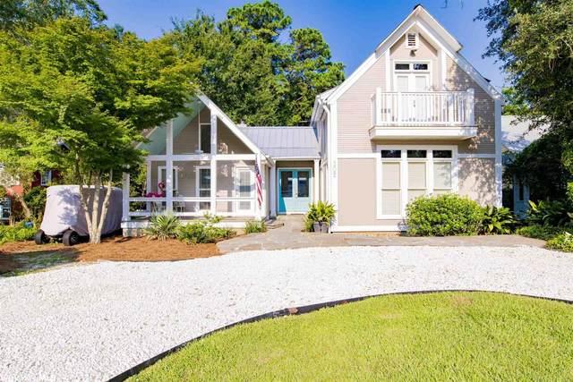 302 N Summit Street, Fairhope, AL 36532 (MLS #317055) :: The Kathy Justice Team - Better Homes and Gardens Real Estate Main Street Properties