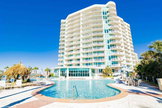 28103 Perdido Beach Blvd B707, Orange Beach, AL 36561 (MLS #317154) :: Sold Sisters - Alabama Gulf Coast Properties
