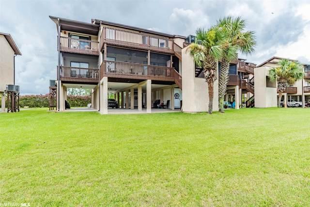 4162 Spinnaker Dr #405, Gulf Shores, AL 36542 (MLS #317284) :: Dodson Real Estate Group