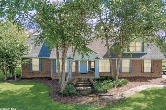 16832 Acadiana Drive, Summerdale, AL 36580 (MLS #317365) :: Elite Real Estate Solutions