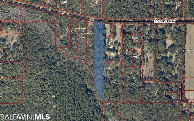 0 County Road 28, Summerdale, AL 36580 (MLS #317398) :: Elite Real Estate Solutions