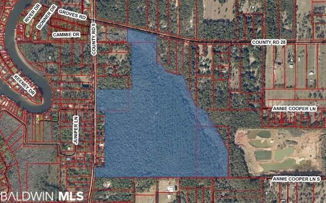 0 County Road 9, Summerdale, AL 36580 (MLS #317401) :: Dodson Real Estate Group