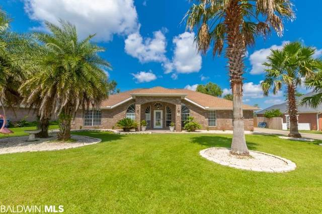 4609 Spinnaker Way, Orange Beach, AL 36561 (MLS #317530) :: Bellator Real Estate and Development