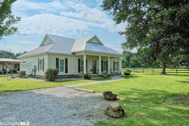 12130 Daughtry Ln, Fairhope, AL 36532 (MLS #317687) :: Elite Real Estate Solutions