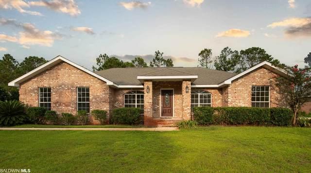 4628 Spinnaker Way, Orange Beach, AL 36561 (MLS #317782) :: RE/MAX Signature Properties