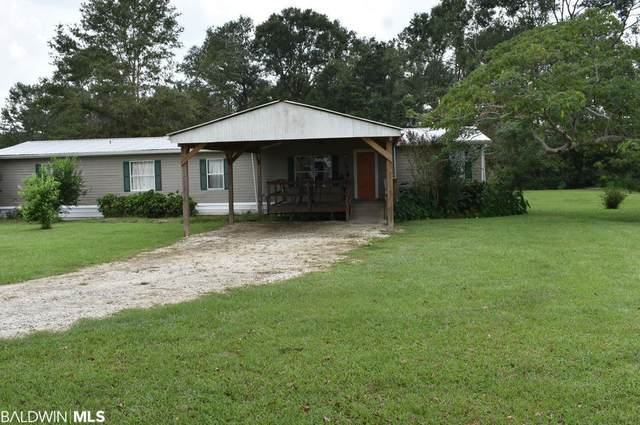 21881 Koier Rd, Robertsdale, AL 36567 (MLS #317819) :: The Kim and Brian Team at RE/MAX Paradise