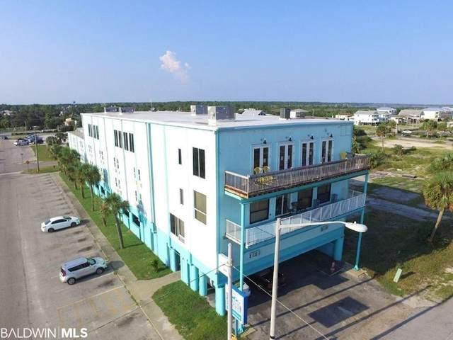 200 E Beach Blvd #302, Gulf Shores, AL 36542 (MLS #317896) :: Mobile Bay Realty