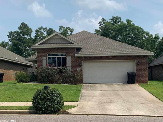 16113 Trace Drive, Loxley, AL 36551 (MLS #317961) :: Elite Real Estate Solutions