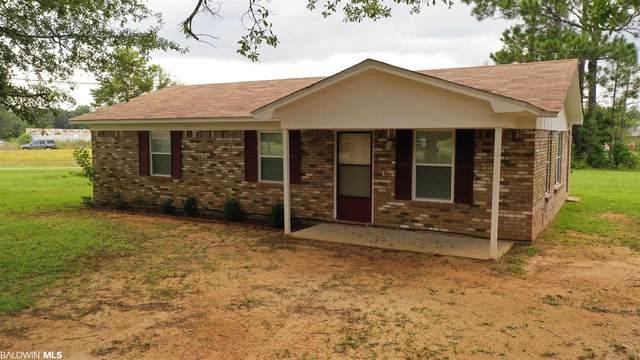 1110 Woods Road, Atmore, AL 36502 (MLS #318287) :: RE/MAX Signature Properties
