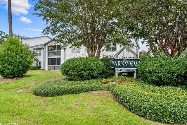 2200 W 2nd Street 203-B, Gulf Shores, AL 36542 (MLS #318738) :: RE/MAX Signature Properties