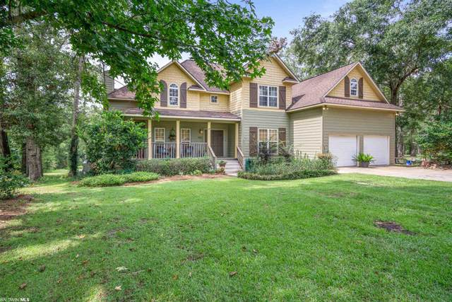 15833 Perone Creek, Loxley, AL 36551 (MLS #318789) :: Bellator Real Estate and Development