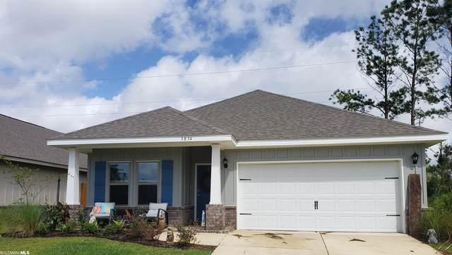 3854 Conrad Ct, Gulf Shores, AL 36542 (MLS #319036) :: Dodson Real Estate Group