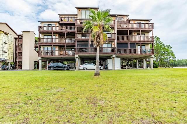 1227 Portside Ln 1227I, Gulf Shores, AL 36542 (MLS #319320) :: Dodson Real Estate Group