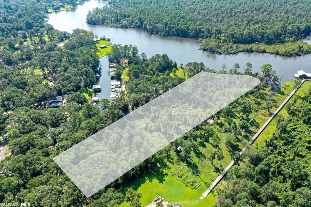 0 Woodland Drive, Magnolia Springs, AL 36555 (MLS #319548) :: Dodson Real Estate Group