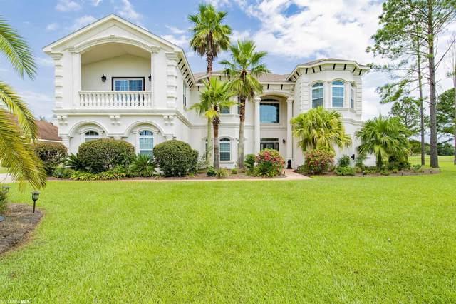 306 Cypress Lake Drive, Gulf Shores, AL 36542 (MLS #319671) :: The Kim and Brian Team at RE/MAX Paradise