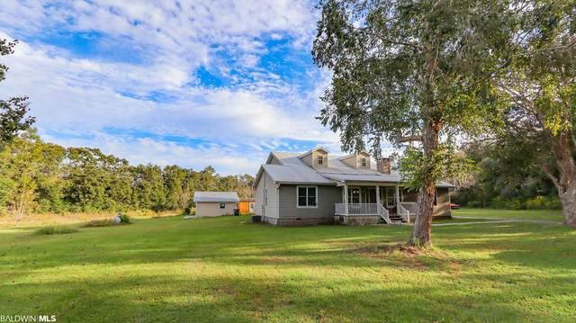 16850 Bogle Lane, Foley, AL 36535 (MLS #319697) :: Dodson Real Estate Group