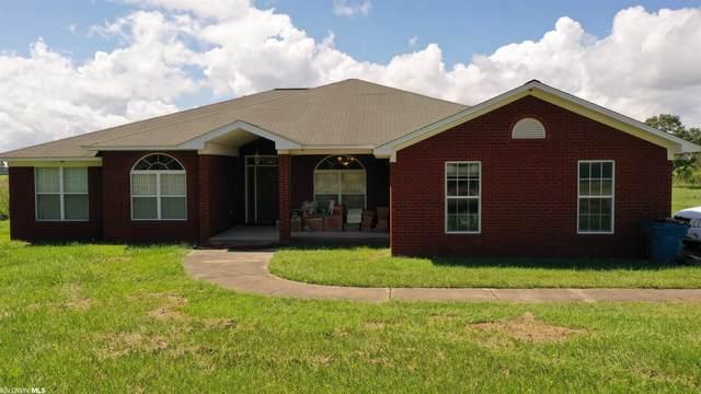 251 Herman Road, Atmore, AL 36502 (MLS #319862) :: RE/MAX Signature Properties