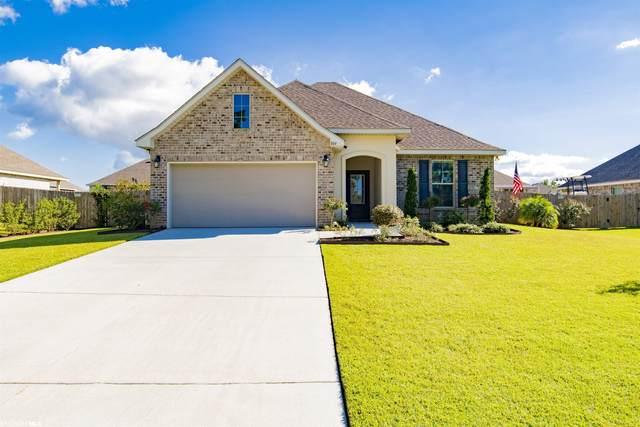 804 Savannah Ct, Summerdale, AL 36580 (MLS #320586) :: Elite Real Estate Solutions