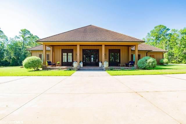 26198 E Crawford Road, Elberta, AL 36530 (MLS #320835) :: Dodson Real Estate Group