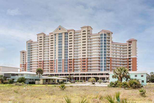 455 E Beach Blvd #1403, Gulf Shores, AL 36542 (MLS #321353) :: Dodson Real Estate Group