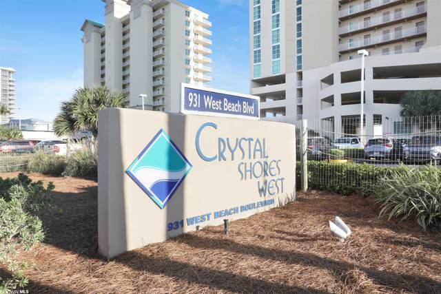 931 W Beach Blvd #108, Gulf Shores, AL 36542 (MLS #321559) :: Alabama Coastal Living