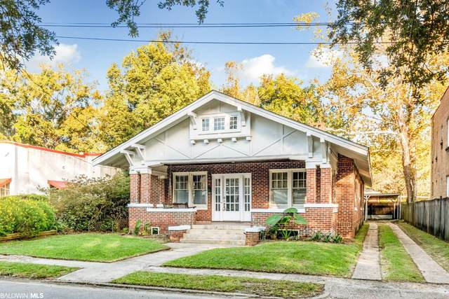 107 Bradford Avenue, Mobile, AL 36604 (MLS #321630) :: Dodson Real Estate Group