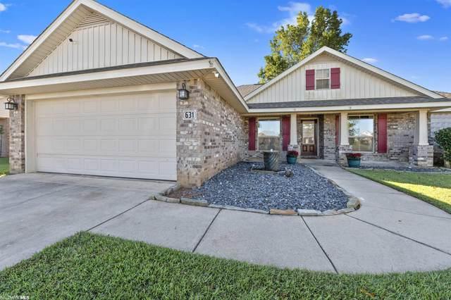 631 Fulton Loop, Foley, AL 36535 (MLS #321661) :: Dodson Real Estate Group
