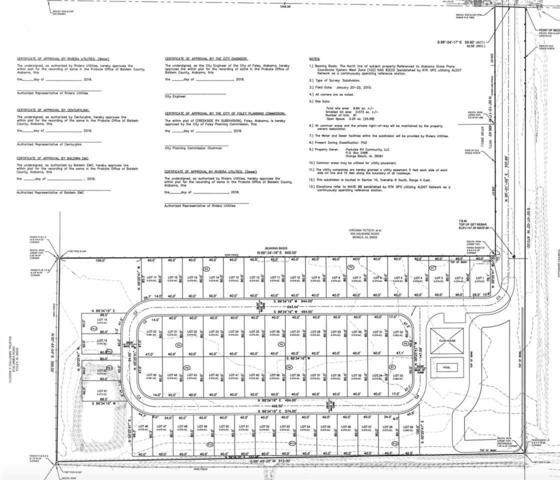 Creekside 21240 Miflin Rd, Foley, AL 36535 (MLS #260193) :: Elite Real Estate Solutions