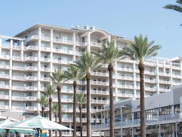 4851 Wharf Pkwy #825, Orange Beach, AL 36561 (MLS #262214) :: The Premiere Team