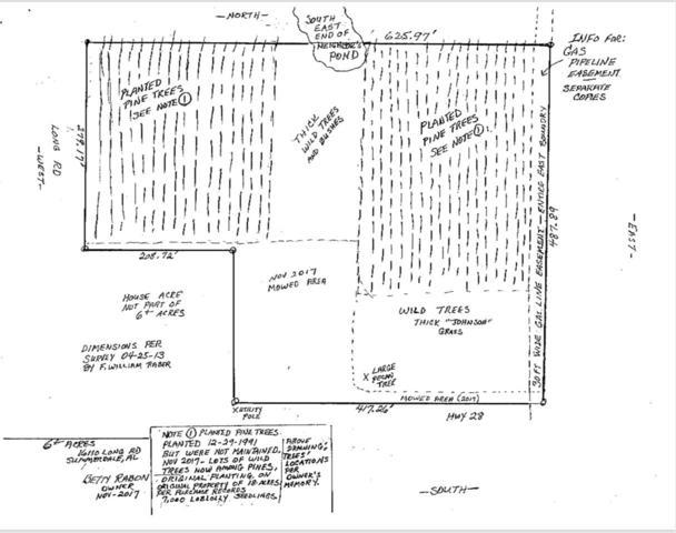 16110 Long Rd, Summerdale, AL 36580 (MLS #262239) :: Elite Real Estate Solutions