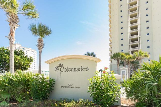 527 E Beach Blvd #2101, Gulf Shores, AL 36542 (MLS #262709) :: Gulf Coast Experts Real Estate Team