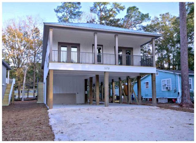 5170 Pine Road, Orange Beach, AL 36561 (MLS #262932) :: Gulf Coast Experts Real Estate Team