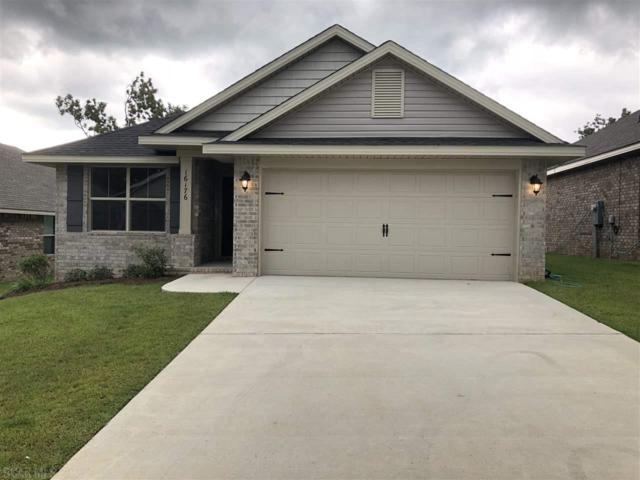 16176 Trace Drive, Loxley, AL 36551 (MLS #264441) :: Gulf Coast Experts Real Estate Team