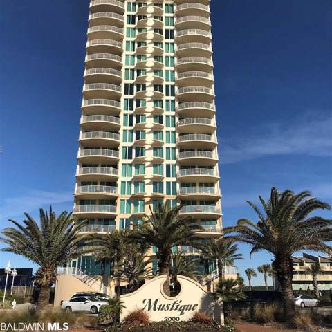 2000 W Beach Blvd #2101, Gulf Shores, AL 36542 (MLS #264951) :: The Kathy Justice Team - Better Homes and Gardens Real Estate Main Street Properties