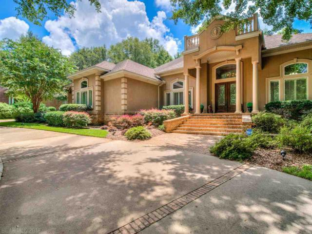 145 Willow Lake Drive, Fairhope, AL 36532 (MLS #268421) :: The Kim and Brian Team at RE/MAX Paradise