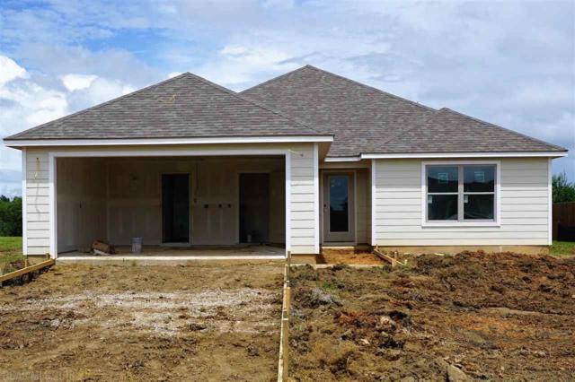 242 Lakefront Circle, Summerdale, AL 36580 (MLS #268895) :: Gulf Coast Experts Real Estate Team