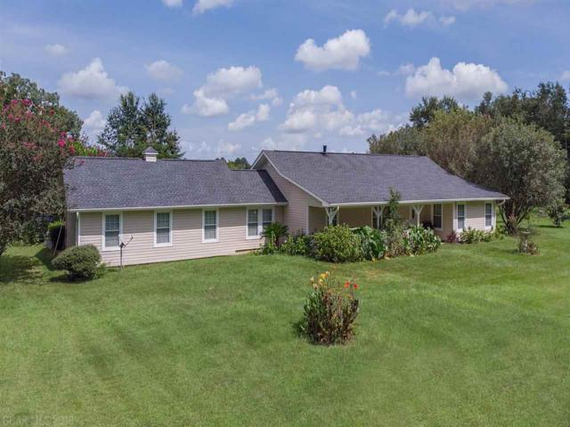 17252 Bemis Lane, Elberta, AL 36530 (MLS #269070) :: Elite Real Estate Solutions