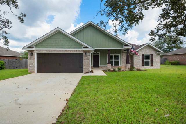 21407 Grady Dr, Summerdale, AL 36580 (MLS #269180) :: Elite Real Estate Solutions