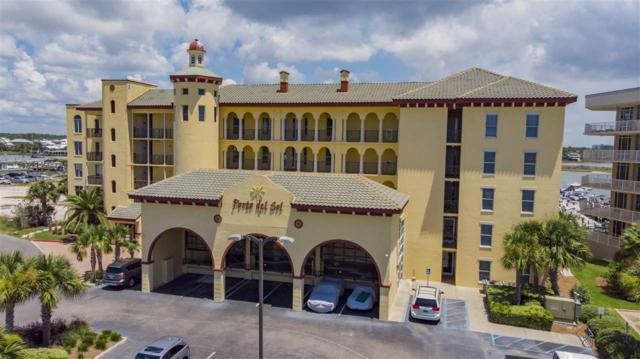 3564 Bayou Road #207, Orange Beach, AL 36561 (MLS #271532) :: Elite Real Estate Solutions