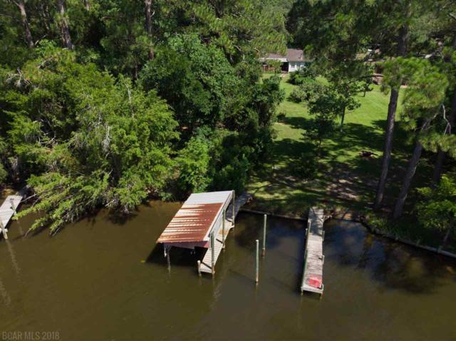 9251 Soldier Creek Rd, Lillian, AL 36549 (MLS #271548) :: Elite Real Estate Solutions