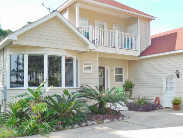 448 Magnolia Drive, Gulf Shores, AL 36542 (MLS #272300) :: Ashurst & Niemeyer Real Estate