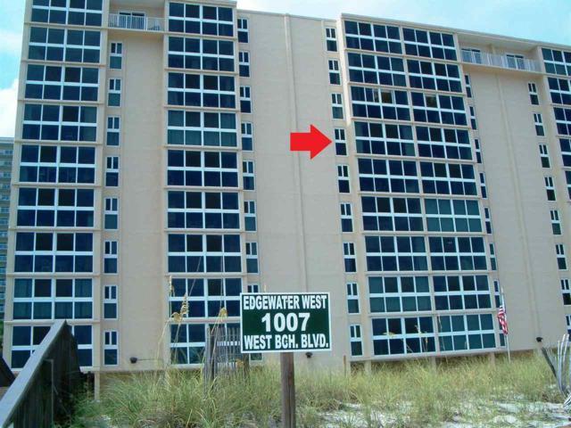 1007 W Beach Blvd #73, Gulf Shores, AL 36542 (MLS #272822) :: Elite Real Estate Solutions