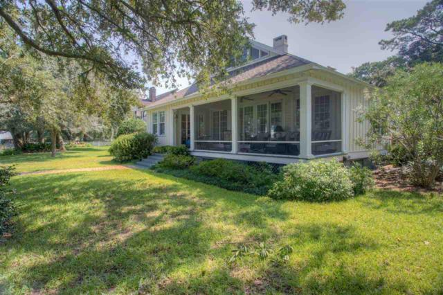 5430 Battles Wharf Drive, Fairhope, AL 36532 (MLS #273252) :: Jason Will Real Estate