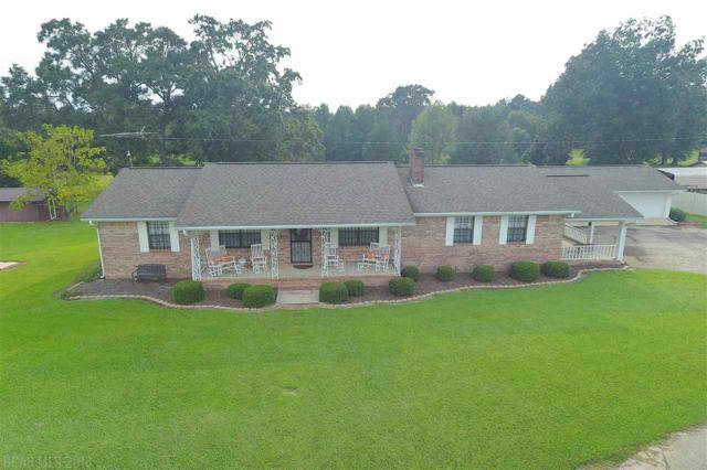 2312 Appleton Road, Castleberry, AL 36432 (MLS #273394) :: Gulf Coast Experts Real Estate Team