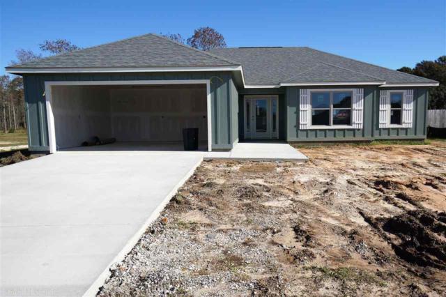216 Lakefront Circle, Summerdale, AL 36580 (MLS #273556) :: Ashurst & Niemeyer Real Estate