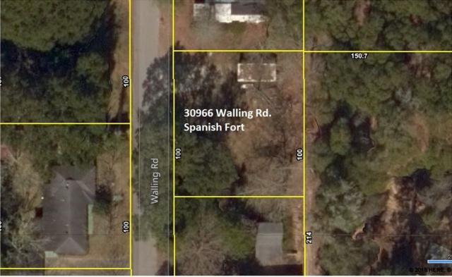 30966 Walling Rd, Spanish Fort, AL 36527 (MLS #273852) :: Jason Will Real Estate