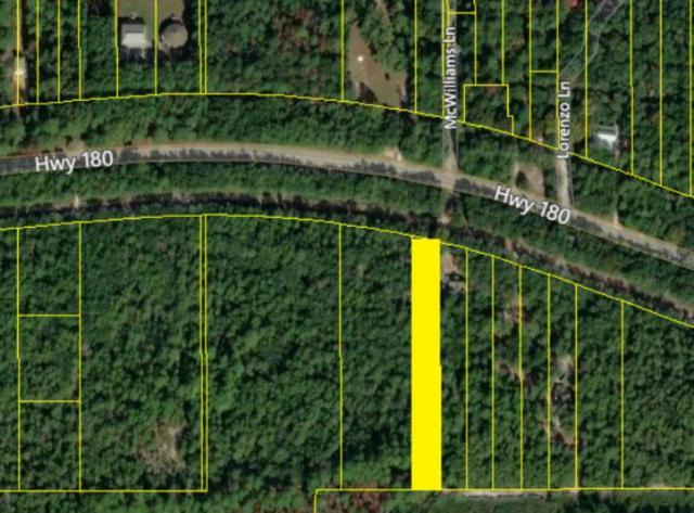 0 Highway 180, Gulf Shores, AL 36542 (MLS #277335) :: Coldwell Banker Coastal Realty